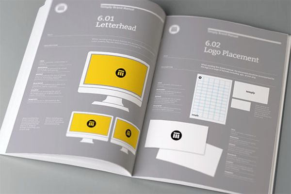 20  #Best #Brand #Guideline #Design #Templates