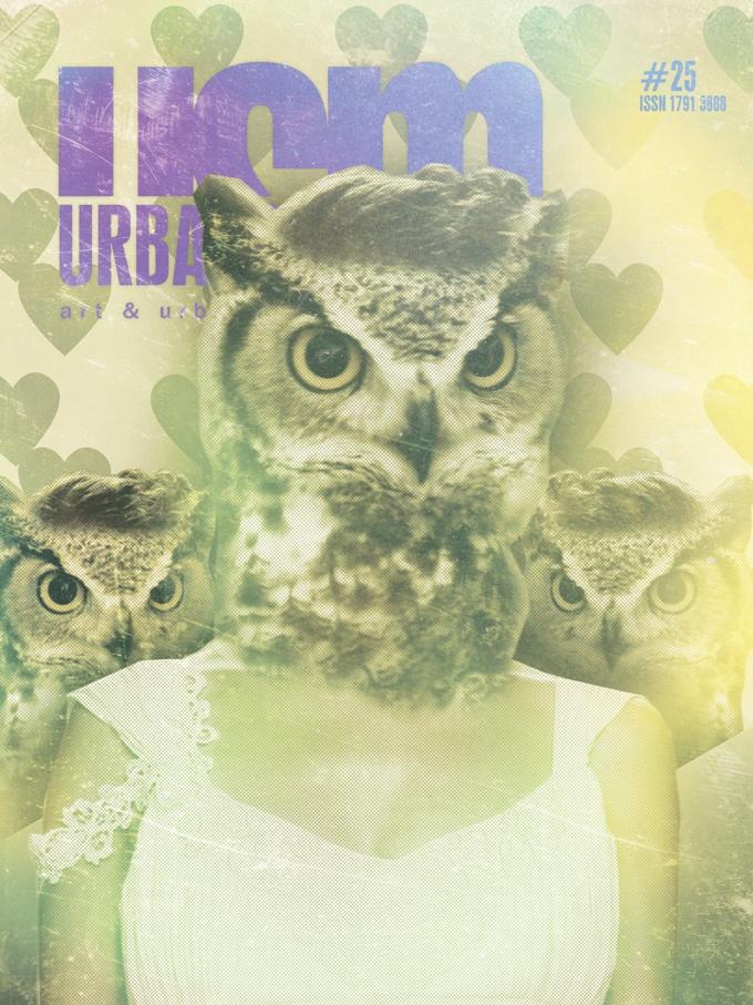Cover 25 by Michael Meimaroglou