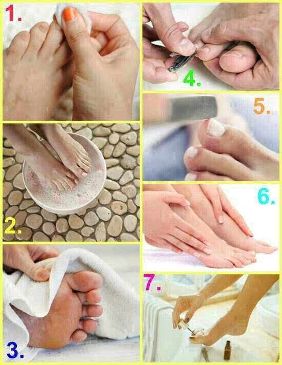 46 best Natural Nail Care (products, tips and recipes) images on ...