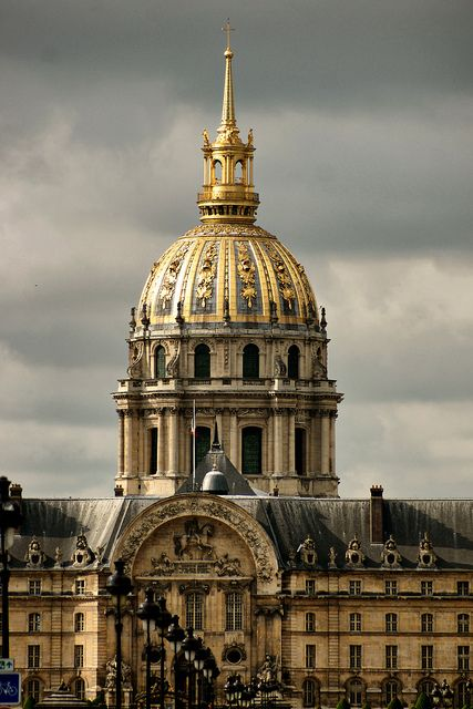 Invalides by dprezat on Flickr.