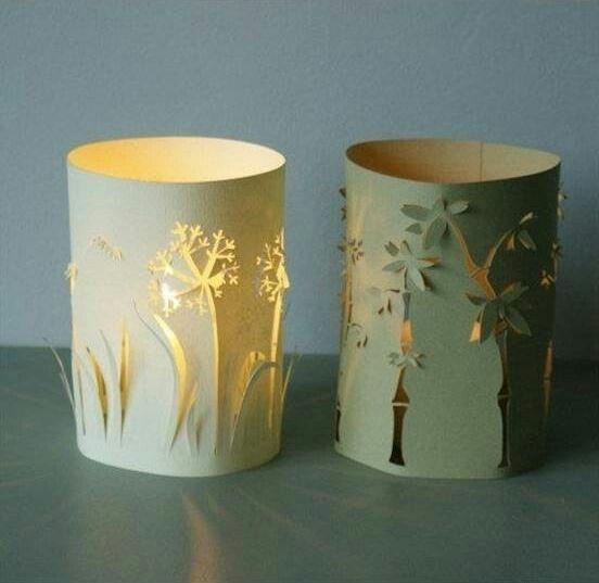Papír lampionok