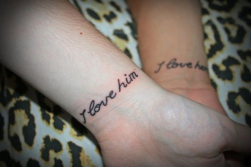 couple tattoos - Bing Images
