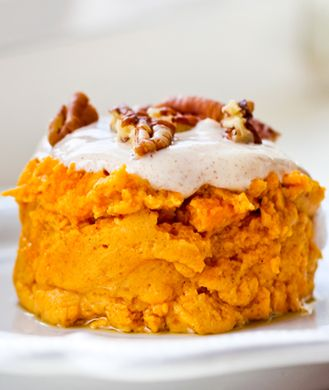 10 Mouthwatering Low-Calorie Desserts   (this is a 2-minute pumpkin pie)