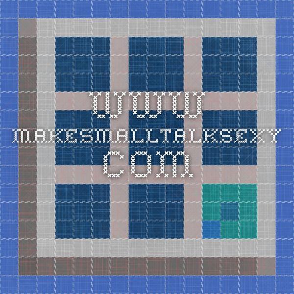 www.makesmalltalksexy.com