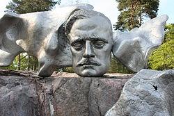 Sibelius monument helsinki