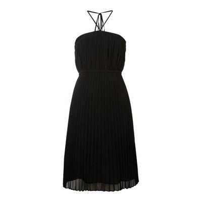 Biba Strappy Pleated Waist Detail Dress