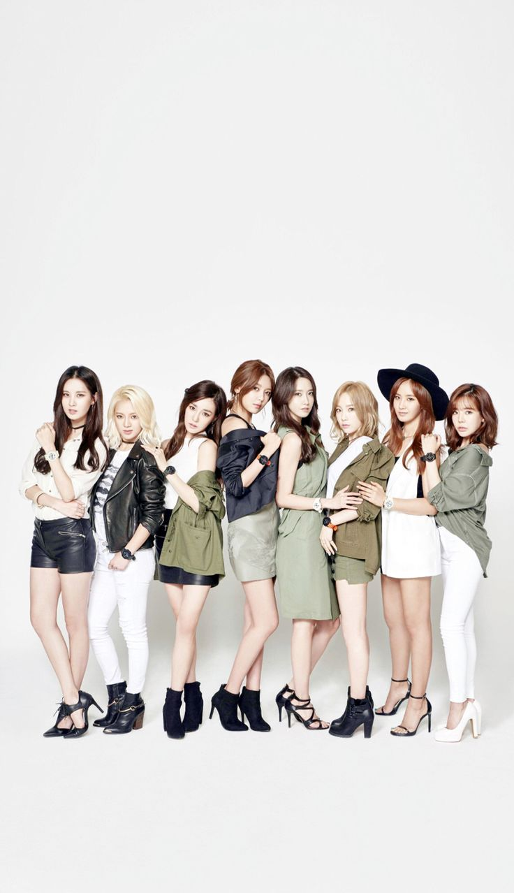 CASIO BABAY-G SNSD Girls Generation iPhone wallpaper/Lockscreen