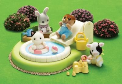 10 Images About Animal Friends Calico Critters On