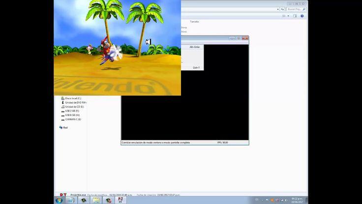 Descargar e instalar Emulador Nintendo 64 con todos los juegos, Fácil, r...