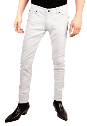 1000  ideas about White Skinny Jeans Men on Pinterest | Trousers