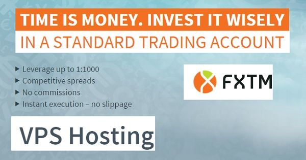 FXTM – Forex Time VPS Hosting for Forex Trading