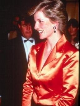 "February 4 1987 Charles & Diana attend the premiere of ""Mosquito Coast"" in aid of The Prince's Trust, at the Odeon Theatre, Leicester Square,  SW1 London"