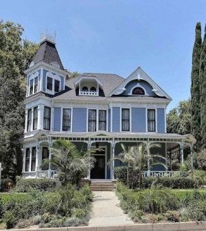 Iconic Horror Movie House For Sale in Monrovia