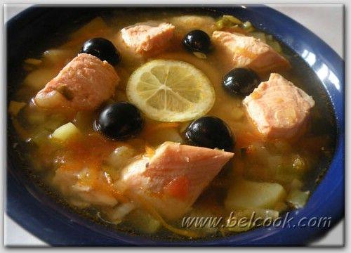 Рыбная солянка | Прысмакі з кішэні