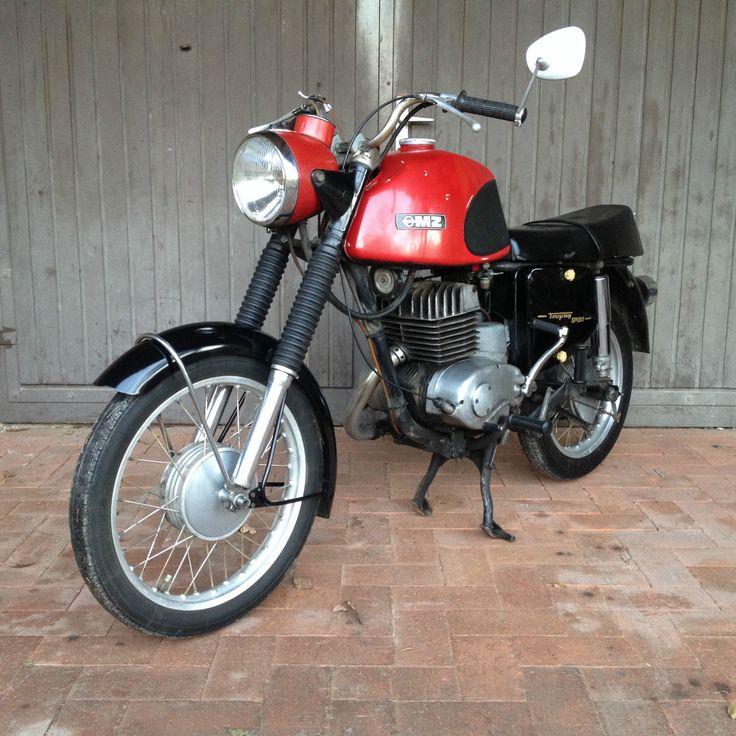 MZ ETS 250 Trophy Sport Baujahr 1970 Originalzustand