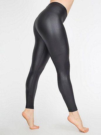 Shiny Legging (black matte)