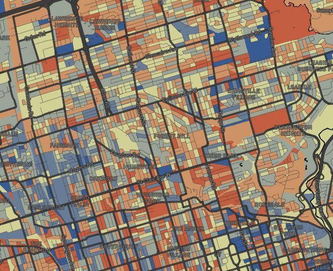 how to change suburban block boundary