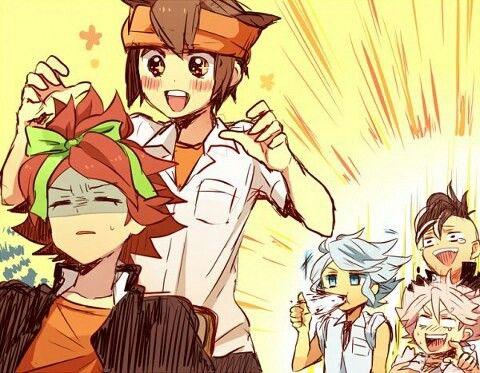 Inazuma eleven funny
