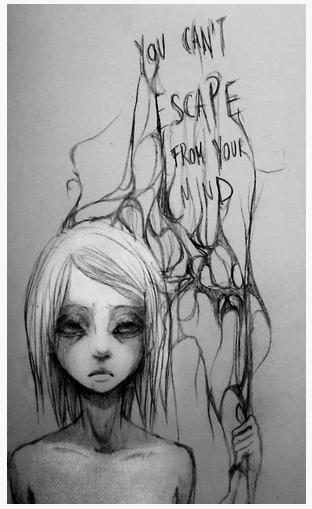 Emo Depression - :) http://www.freeshareimages.com/emo-depression/ #pinimg  #media