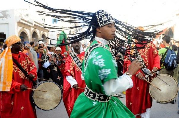 Gnawa dancers