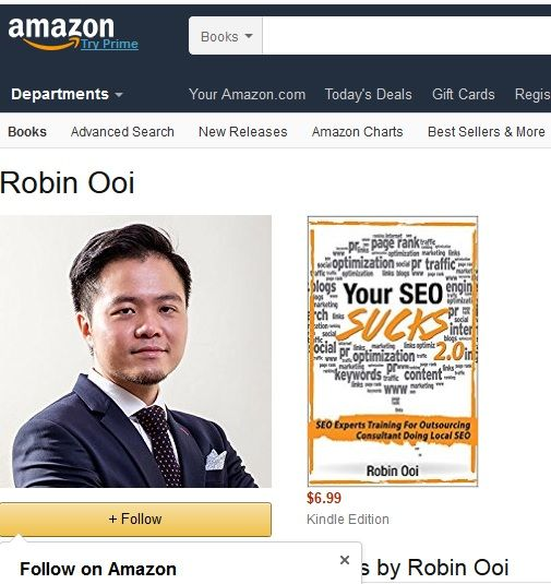 https://www.amazon.com/Robin-Ooi/e/B00HQYYJDM