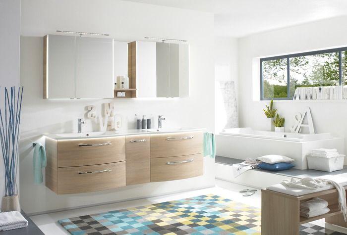Pelipal Waschtischunterschrank P Con 2 0 Eiche In 2020 Badezimmer Trends Spiegelschrank Moderne Badezimmermobel