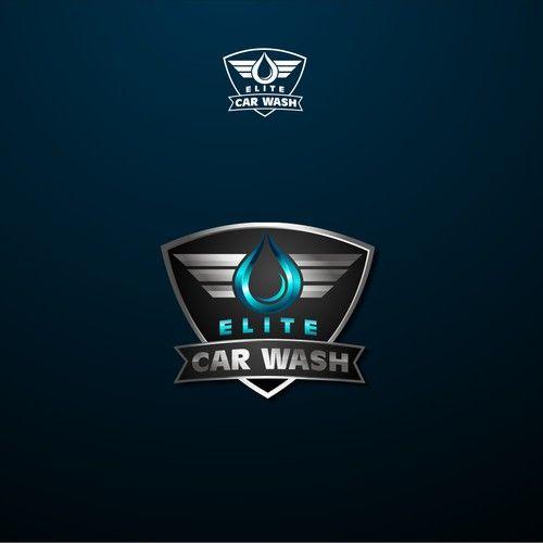 Elite Car Wash needs a new logo Diseño de gatro