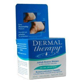 Bayer Dermal Therapy Heel Care (Pack of 4) by Bayer. Save 3 Off!. $35.67. Heel Care Lotion. Actively Restores Moisture To Dry , Cracked, Itchy Skin, Contains 25% Urea. For External Use Only.Never Animal Tested.