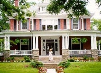 The Songbird Manor Bed & Breakfast in Winnsboro South Carolina is calling your name...
