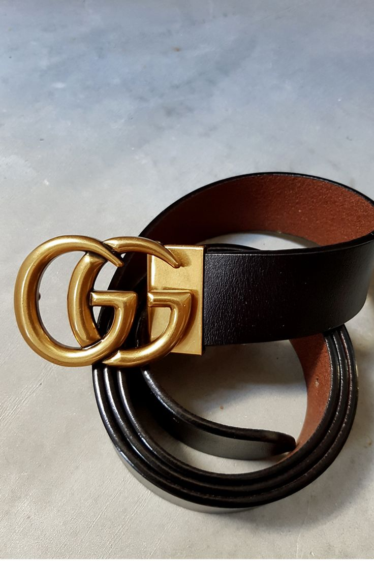 Gucci gg brass belt buckles fashion belt fashion belts