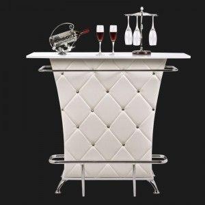 Home Bars - White CounterMain