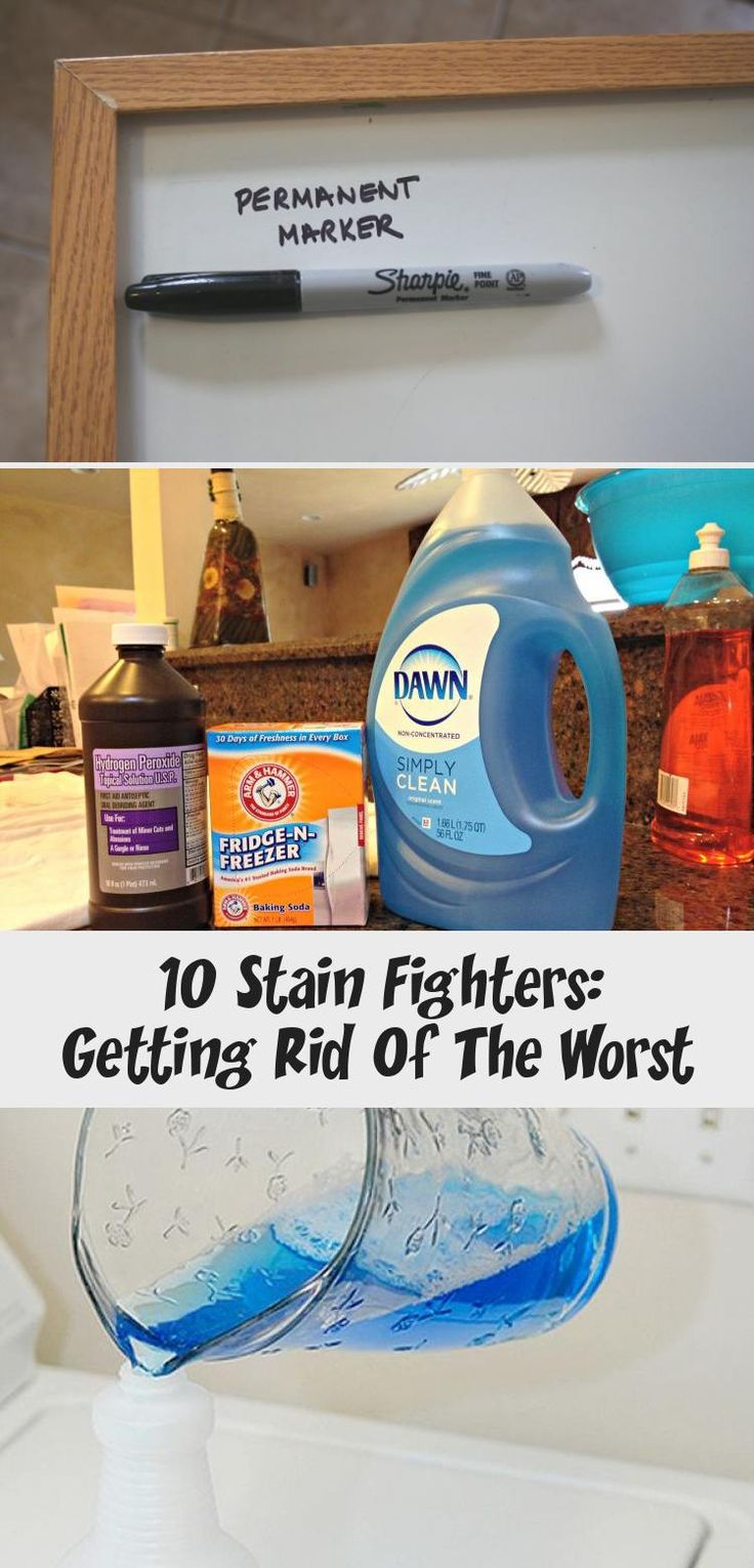 10 stain fighters getting rid of the worst