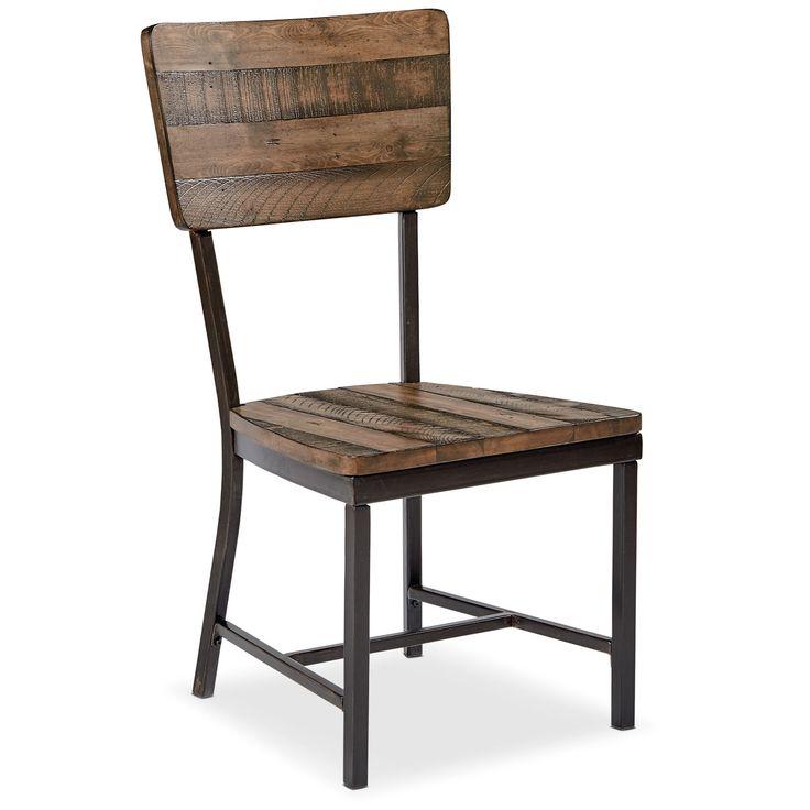 dining room furniture contour side chair shop floor magnolia home collections pinterest. Black Bedroom Furniture Sets. Home Design Ideas