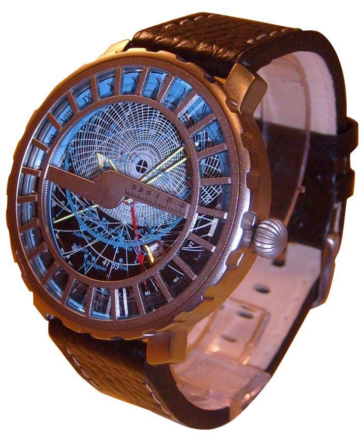 The ASTROLABE Watch - A True Time Traveler Watch [365-ALW