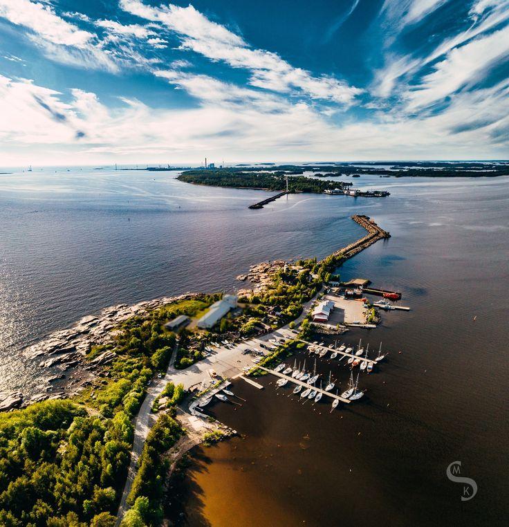 Kallo, Pori Finland