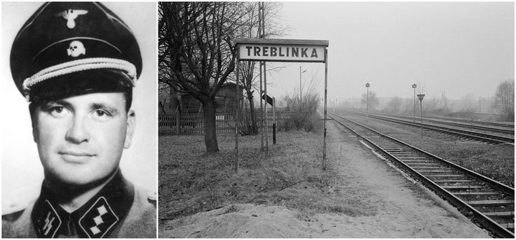 When the former commander Treblinka, Kurt Franz, was arrested in 1959, a search of his home yielded a scrapbook with horrific photos of the…