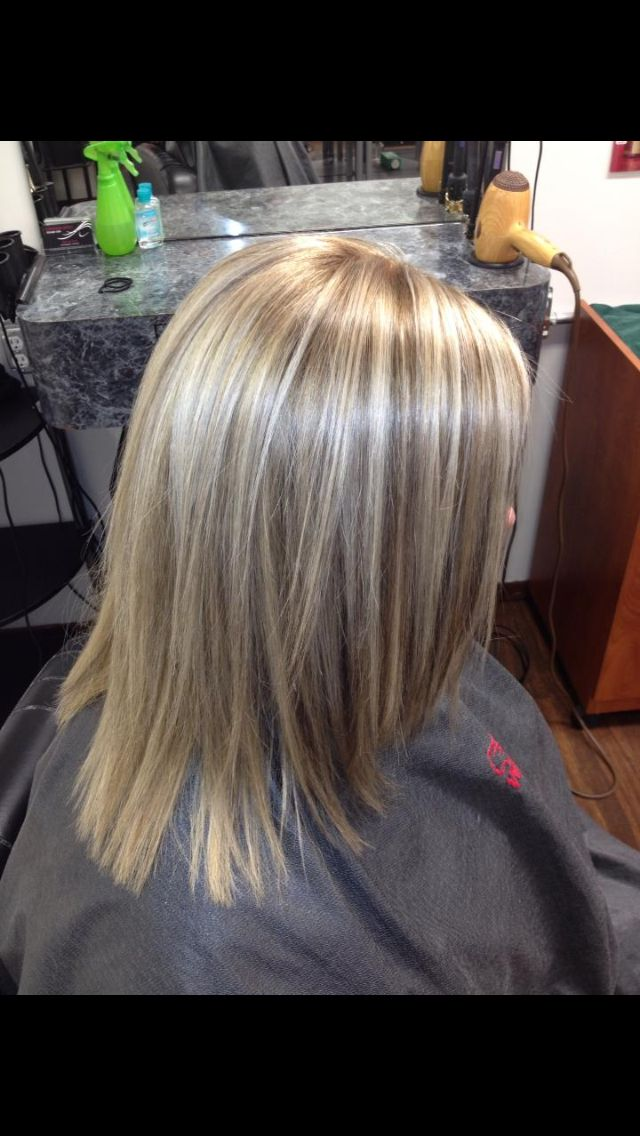 Blonde With Lowlights Hair Pinterest Summer Good
