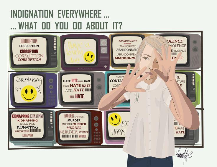 Indignation Everywhere...
