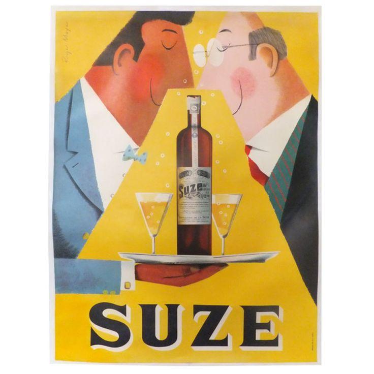 Vintage Suze Poster