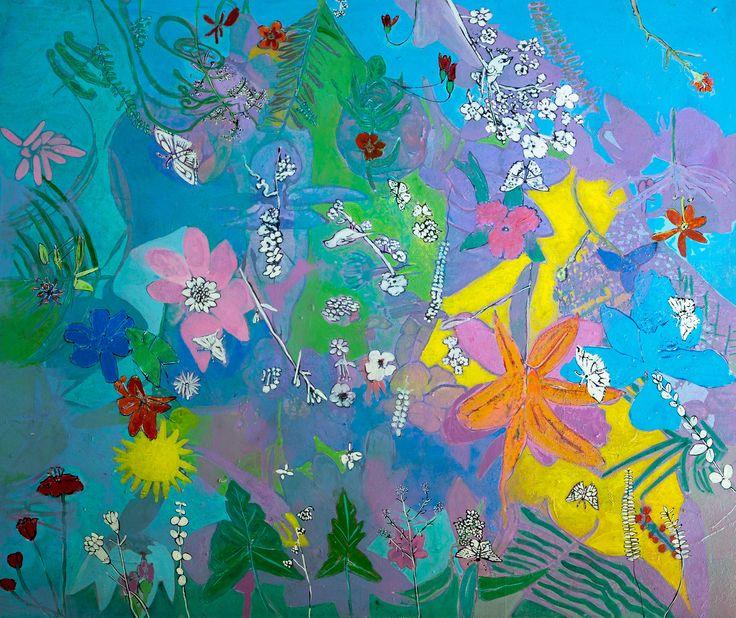ENLIGHTENED I / ILUMINADOS I,  JU BARROS ART BRAZIL