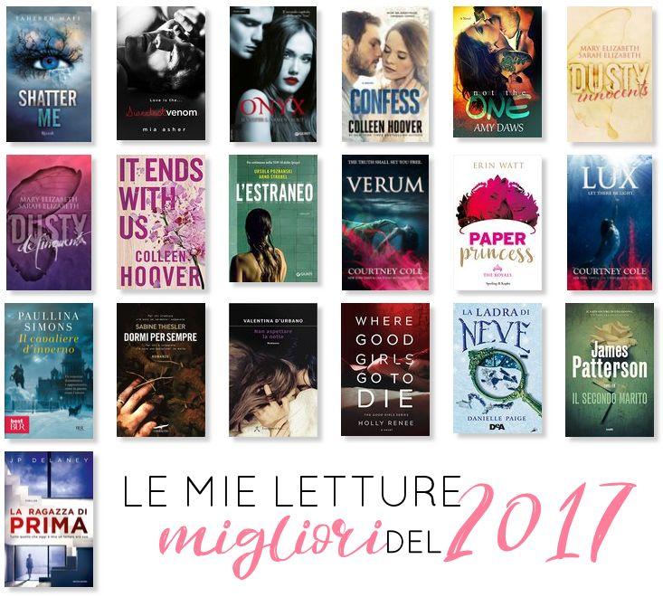 ★ Chiara's Book Blog ★: Riepilogo annuale 2017