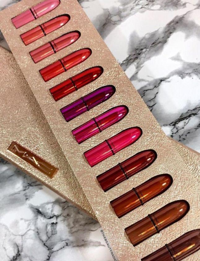 MAC lipstick set #Macmakeup