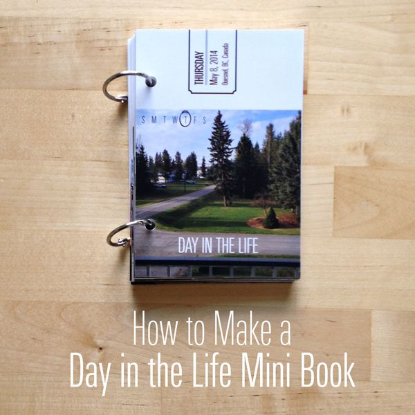 day-in-the-life-the-handcrafted-story Includes ideas of pictures to take and info to record