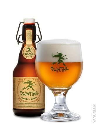 Quintine blonde