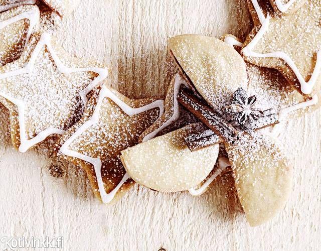 Herrasväen pikkuleivät kuuluvat rakastetuimpiin joululeivonnaisiin.