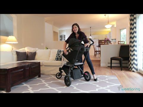 Orbit Baby Stroller System Review - YouTube