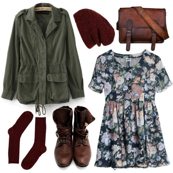 A fashion look from April 2013 featuring John Fluevog ankle booties, Topshop hats и MTWTFSS Weekday dresses. Browse and shop related looks.