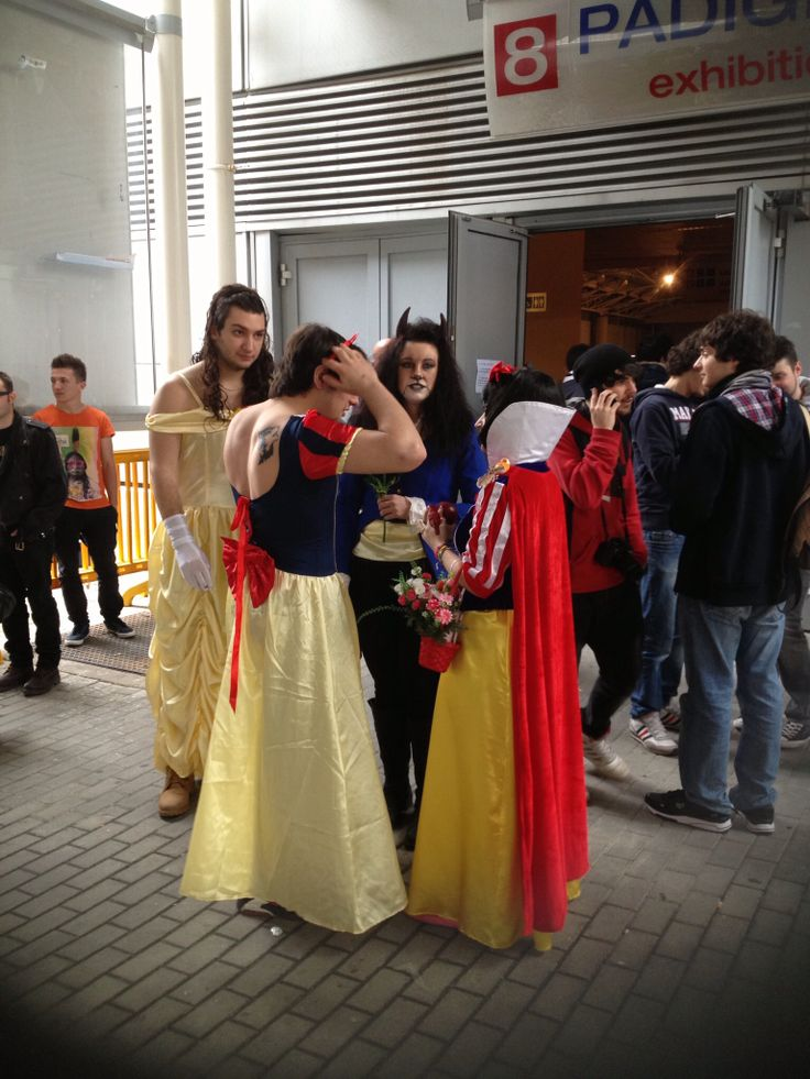 Cosplayer #Romics Roma :)