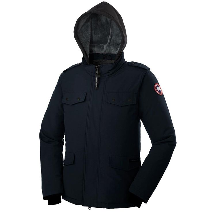 Canada Goose Burnett Jacket NAVY For Men