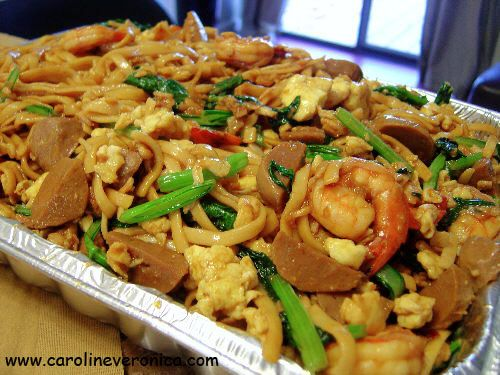 Mie Goreng. This lady's blog of Indonesian food is awesome!